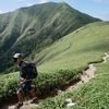 日本百名山の『剣山』で「自撮り登山」