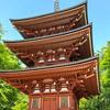 【奈良】石窟や三重宝塔など岡寺(龍蓋寺)の奥之院エリアも見所いっぱい