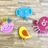 洗濯バサミの手作りおもちゃ☆保育で使える「英語と数」も学べるハンドメイドおもちゃ