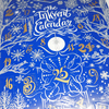 0910 DIAMINE the Ink Vent Calender Blue Peppermint