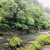 梅雨入りの木曽釣行
