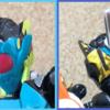 【食玩ゼロワンRISER 04】AI 01にバイティングシャーク見参!!更にゲイツビビルアーマーも大公開!!