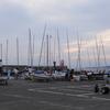 9月末開催の逗子海岸花火大会を楽しみました
