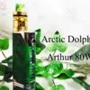 13,000円位のスタビMODを買いました。  Arctic Dolphin Arthur 80W レビューのようなもの