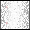 矢印付き迷路:問題21