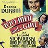 『オーケストラの少女(1937)』One Hundred Men and a Girl