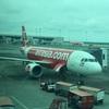 エアアジアの機内食は?KL→バリ島 搭乗レビュー