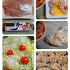 鶏胸肉の梅肉ソテーと弁当とアルミホイル検証。