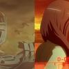 蒼き鋼のアルペジオ 第9話「決死の脱出行」