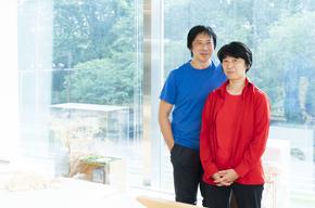 【建築家/手塚貴晴さん・由比さんインタビュー】シンプルでも豊かな家をつくる秘訣とは?