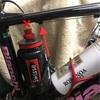 ビアンキのボトルケージをコアラボトル化(小さなサイズのフレームにもお勧めです)