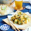 ズッキーニの海苔チーズフリッター #藍のある食卓by金麦