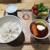 野菜付きスープ