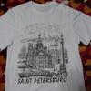 サンクトペテルブルクで買ったTシャツ