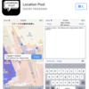 iPhone アプリ『Location Post』が iOS 11 に対応しました (Version 1.5)