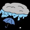 雨のお出かけとコロナそして新たな問題