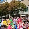 横浜プリキュア55人のダンスパレードを5歳娘と見に行った感想。無料と言わず、有料でも良い位でした!