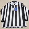 ユニフォーム 492枚目 ユベントス 1998-1999シーズン ホーム用 リーグ戦仕様 長袖 デルピエロ