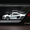 Audi公式ミニカー Audi Collection (アウディコレクション) Audi R8 V10 plus coupé Suzuka Grey