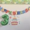 息子3歳になりました   選んだ誕生日プレゼントとケーキのこと
