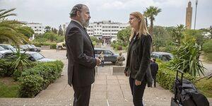 【ホームランド】最終シーズン8を観終わった感想:最後まで真髄にこだわったドラマ