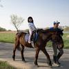 今年も春休みの締めくくりは小貝川ポニー牧場に行ってきた。