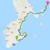 沖縄ソロサイクリング 2日目(全5日)