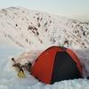 本気の冬山登山