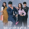 韓国ドラマ「知ってるワイフ」感想 / チソン×ハン・ジミン主演 理想の結婚とは?人生をリセットして妻の大切さに気づく夫のファンタジーラブストーリー
