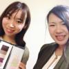 上村菜穂さんよりイメージコンサルティング取材を受けました!