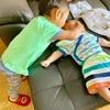 2か月と2歳1か月の共存