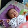 生後2か月と初予防接種
