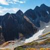 【BB弾】テントと山小屋を使い涸沢経由で北穂高岳へ(2017年10月8日)