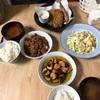 今日の晩御飯 鯵を捌いてアジフライ