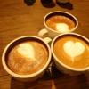 ラテアートセミナーに行ってきました!in「Neighborhood and Coffee」