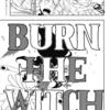 久保帯人先生の読切『BURN THE WITCH』の感想・考察