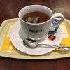 ドトールで紅茶