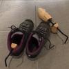内反小趾と登山靴