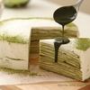 抹茶のミルクレープの作り方