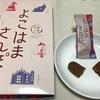 新横浜限定販売! 横浜土産におすすめの手頃な値段のお菓子。【よこはまさんぽ】