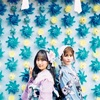 "AKB48・坂口渚沙&込山榛香""浴衣でメリーゴーラウンド""グラビア"