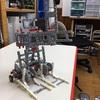 2足歩行ロボットの胴体を作る