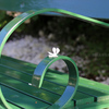 高知県モネの庭の『オオデマリ』(2)