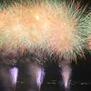 夏の終わりに諏訪湖で開催される全国新作花火競技大会はいかがですか