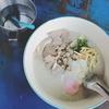 タイの定番朝ごはん◎ジョークとパートンコーでローカル朝ごはんを楽しむ。