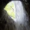 No:013【秋田県】超㊙情報!!日本で唯一!?岩盤の穴を貫通する滝を裏から見られるぞ!