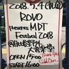 20180504 ROVO presents MDT Festival(ROVO、坂本慎太郎、GOMA & THE JUNGLE RHYTHM SECTION) /日比谷野外音楽堂