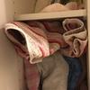 断捨離 気が向いたのでタオルを整理した