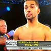 三浦隆司のアンダーカードで登場したサダム・アリが再起第2戦をKOで飾る VSホルヘ・シルバ