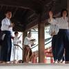 H30年4月3日 静岡浅間神社廿日会祭奉納 光輪洞合気道清進館